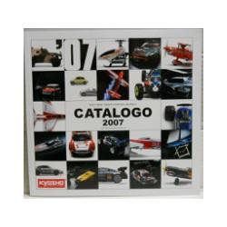Kyosho catalogo 2007