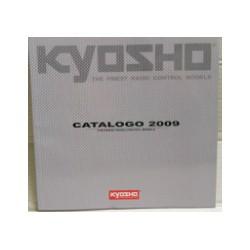 Kyosho catalogo 2009
