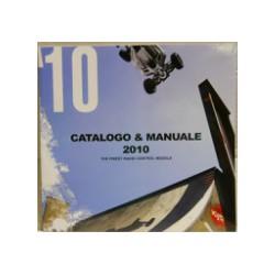 Kyosho catalogo e manuale 2010