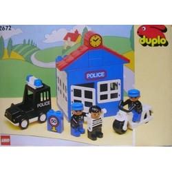 Duplo Art. 2672 Police station