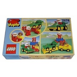 Duplo Art. 2674 Racing team...