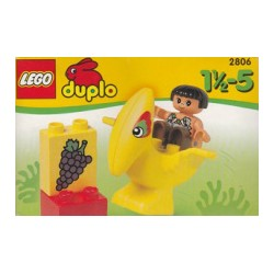 Duplo Art. 2806 Dino mini set