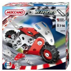 Meccano Art. 2353B Turbo:...