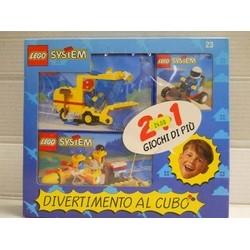 Lego System Art. 23 Tre...