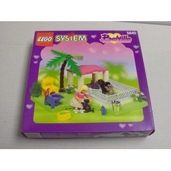 Lego System Art. 5840 Belville