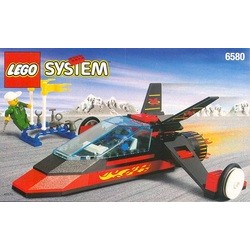 Lego System Art. 6580 Land...