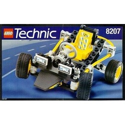 Lego Technic Art. 8207 Dune...
