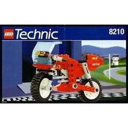 Lego Technic Art. 8210...