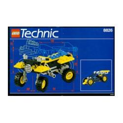 Lego Technic Art. 8826 ATX...