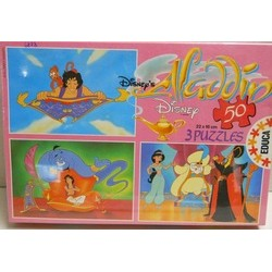Educa Art. 6873 Aladdin 3...
