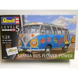 Revell art. 7050 WV Samba...