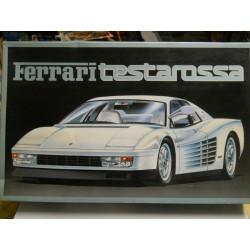 Fujimi  art. RC104  Ferrari...