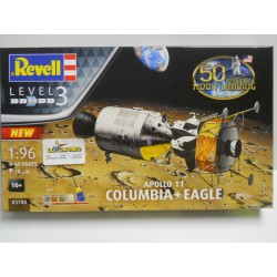 Revell 3700  Apollo 11...