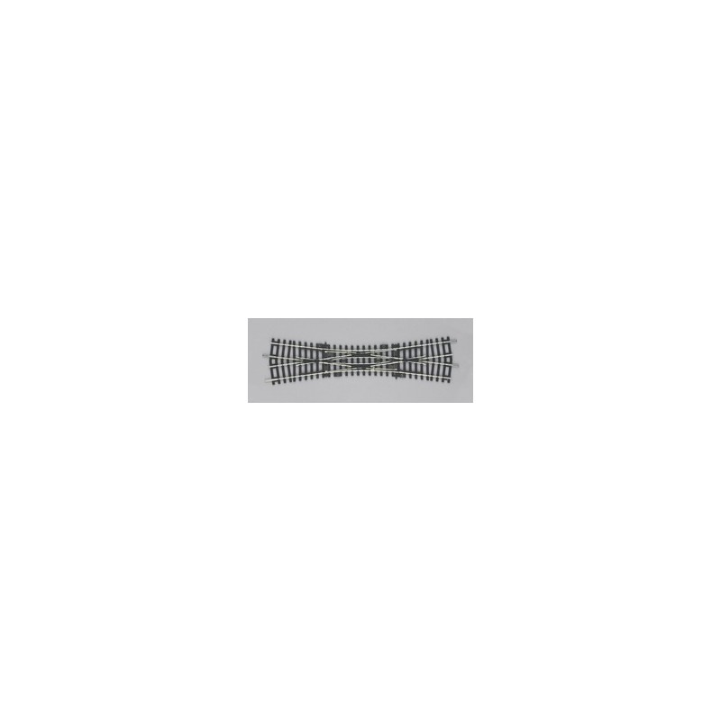 Piko Art 55224 Scambio Doppio Inglese 239 Mm 15 Scala Ho 187