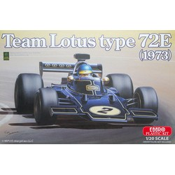 Ebbro Art. 003 Team Lotus...