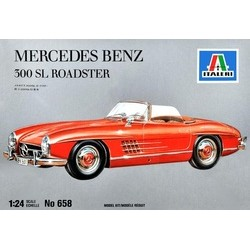 Italeri Art. 658 Mercedes...