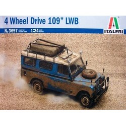Italeri Art. 3697 4 wheel...