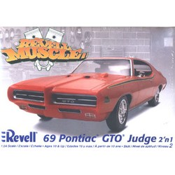 Revell Art. 2072 69 Pontiac...
