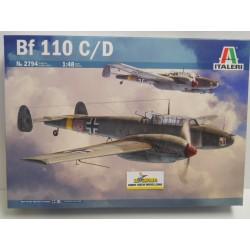 Italeri art. 2794  Bf 110...