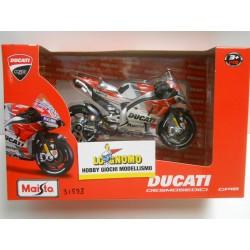 Maisto art. 31593D  Ducati...