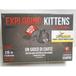 Exploding Kittens art....