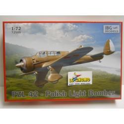 IBG Models art. 72509  PZL...