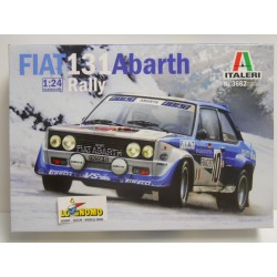 Italeri art. 3662  Fiat 131...