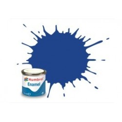 Humbrol 025 Blue (matt)