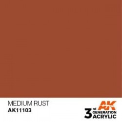 AK Interactive AK11103 3rd...