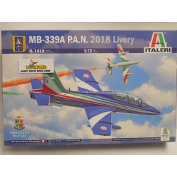 Italeri art. 1418 MB-339A...