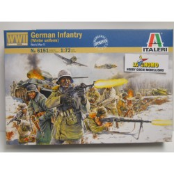 Italeri art. 6151 German...