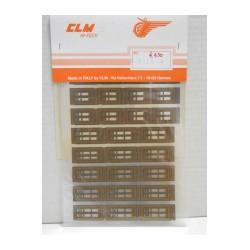CLM Art. 6123 Adesivi per...