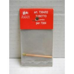 Amati Art. 7384/02 Tubo di...
