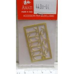Amati  Art. 4400/01  Ancore...