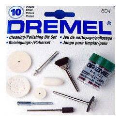 Dremel Art. 604 Kit per...