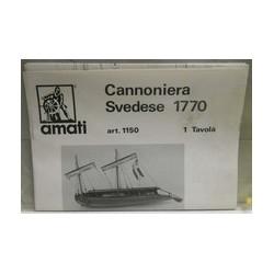 Amati Art. 1150 Cannoniera...