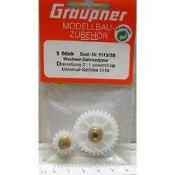 Graupner Art. 1113.20 Set...