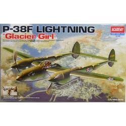 Academy Art. 12208 P-38F...