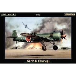 Eduard Art. 8088 Ki-115...