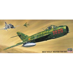 Hasegawa Art. DT 104 MiG17...