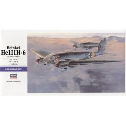 Hasegawa Art. E 21 Heinkel...