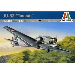 Italeri Art. 1265 JU-52...