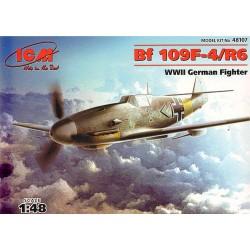 ICM Art. 48107 Bf 109F-4/R6...