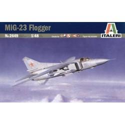Italeri Art. 2649 Mig-23...