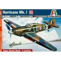 Italeri Art. 2705 Hurricane...
