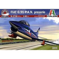 Italeri Art. 2740 Fiat G.91...