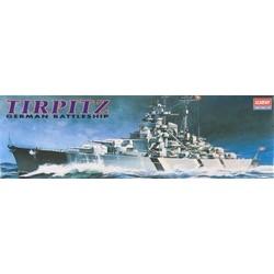 Academy Art. 1438 Tirpitz...