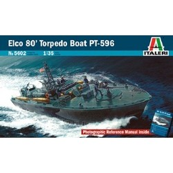 Italeri Art. 5602 Elco 80'...
