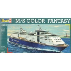 Revell Art. 5810 M/S Color...