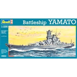 Revell Art. 5813 Battleship...